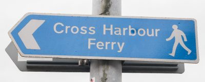 Cross Harbour Ferry, Bristol